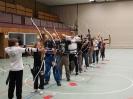 Kreismeisterschaft Bogen Halle 2013